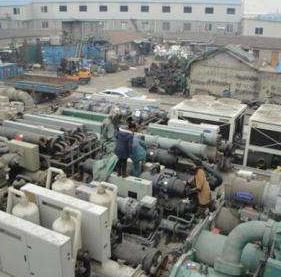 博罗县废旧机械配套设备回收